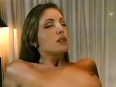 Sexy shorty gets dildoing.Hot Latina Lesbian!