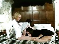 Young lezzie gets licked.Young sexy lesbian!