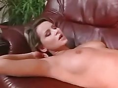 Cute lezzie threesome.Young sexy lesbian!