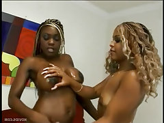 One sistas first lesbian experience