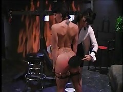 Lots of sore asses in lesbo domination