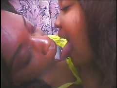 Lesbian Kissing Clips!