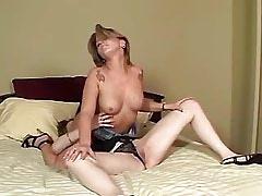 Hot blonde lesbians lick in 69 pose.69 pose.Lesbian milf sex!
