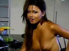Adorable lesbian makes sweaty sex. Hot Asian Girls