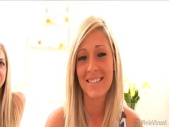 Carmen Kinsley & Sammie Rhodes - V2: Blonde Lesbian