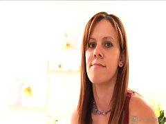Carrie Crush & Sasha Knox - V2: Redhead Lesbian